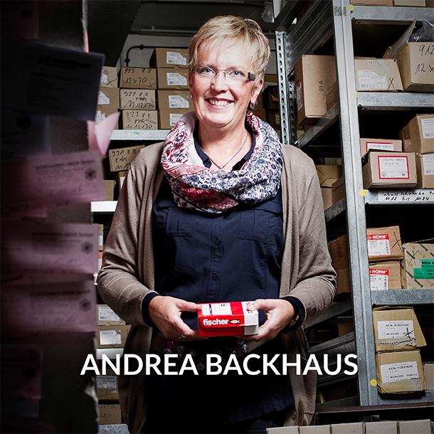 Frau Backhaus