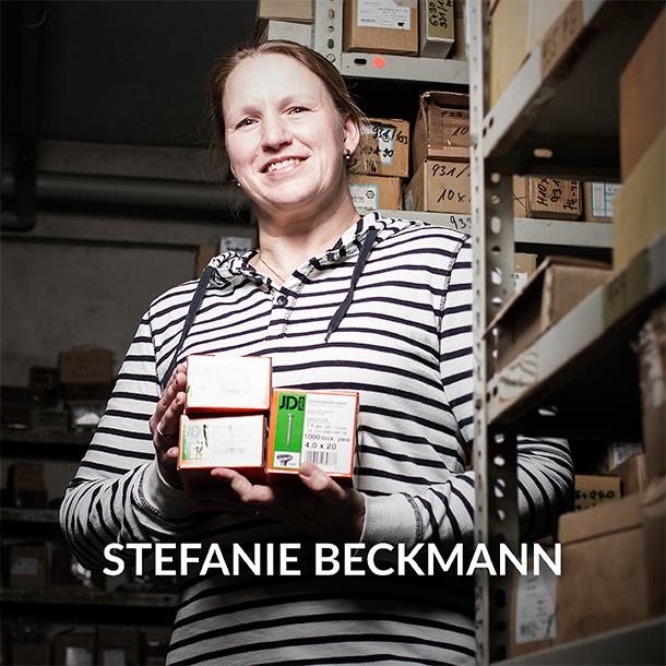 Frau Beckmann