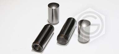 Zylinder und Spannstifte